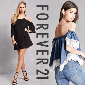 Off-the-Shoulder Styles