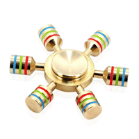 Tenergy Brass Fidget Spinner