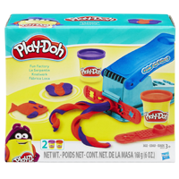 Play Doh Fun Factory Set