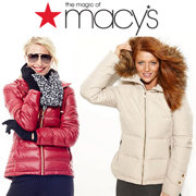 Macys Winter Coats