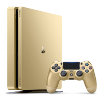 PlayStation 4 Gold Console