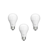 Philips A19 Hue White Light Bulbs