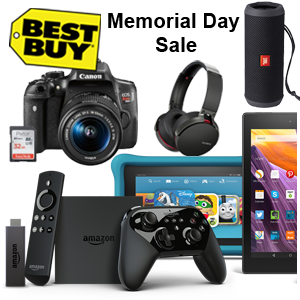 Best buy Memorial Day