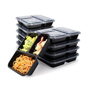 10-Pack Meal Prep Containers