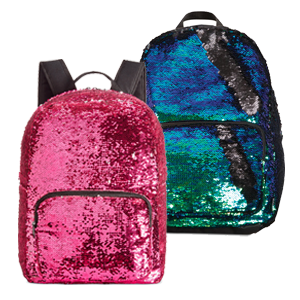 Reversible-Sequin Mermaid Backpack