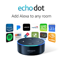 Echo Dot 2nd Generation