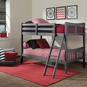 Twin Bunk Bed1