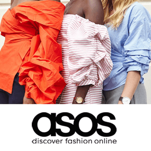 Asos Fashion Tops