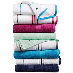 Tommy Hilfiger Towels