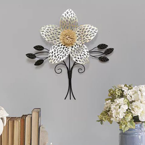 Stratton Metal Wall Decor