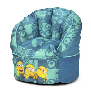 Kids Character Bean Bag Chairs 4 Styles