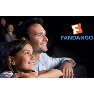 Two Fandango Movie Tickets