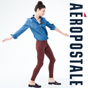 aeropostale jeggings