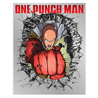 One Punch Man(Blu-Ray)