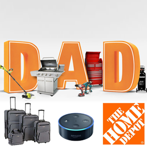 Home Depot Fathers Day