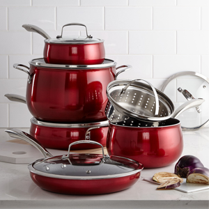 Belgique Aluminum Cookware Set