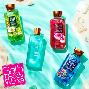 bath and body works shower