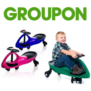 Groupon Crash the Site Sale