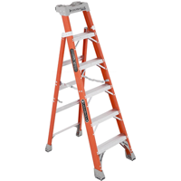 Step Shelf Ladder
