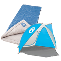 Coleman Camping Items