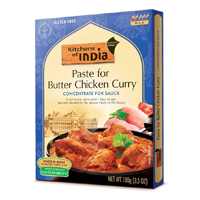 India Butter Chicken Curry Paste
