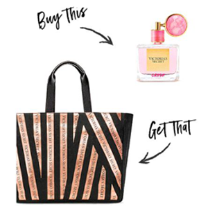 Bombshell Seduction Tote
