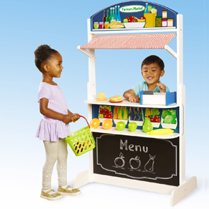 Cafe Stand Playset