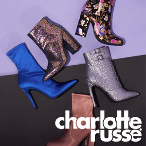 charlotte russe shoes