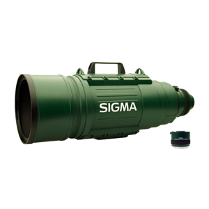 Sigma Ultra-Telephoto Zoom Lens