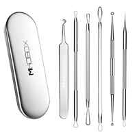 Mikobox Blackhead Acne Remover Tool Kit