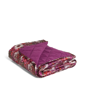 Vera Bradley Quilted Fleece Blanket