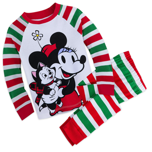 Minnie Mouse Pajamas Set
