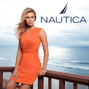 Nautica women dress