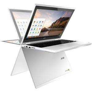 Acer Touch-Screen Chromebook