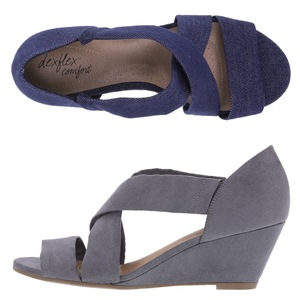Kerry Wedge Sandal