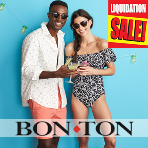 bonton Liquidation Sale