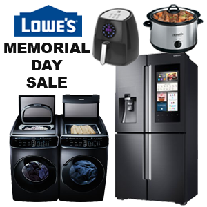 lowes Memorial Day