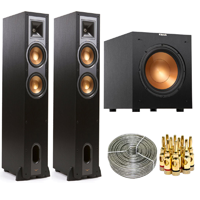Klipsch R-26F Speakers with Subwoofer
